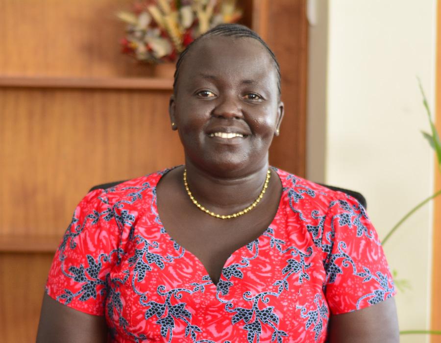 Pastor Ruth