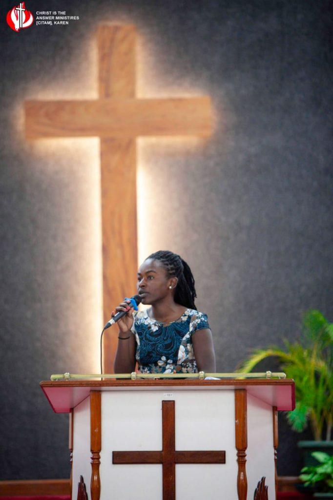 Pr. Judy Nyarangi