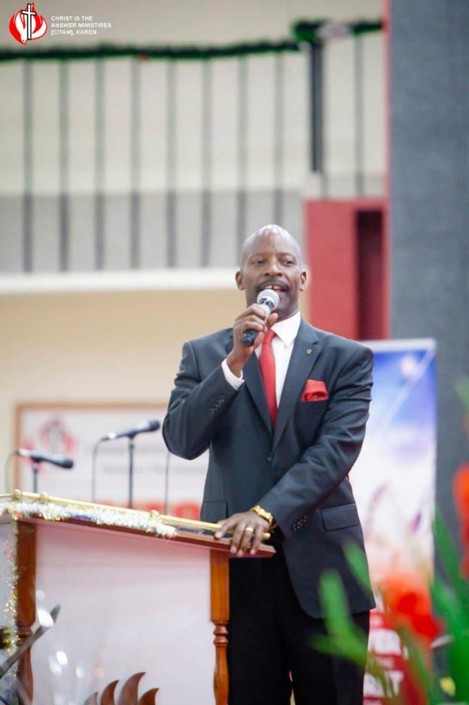 Rev. Charles Obara